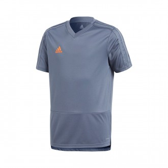 Jersey  adidas Kids Condivo 18 Training m/c  Onix-Orange