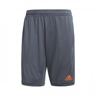 Pantalón corto  adidas Condivo 18 Training Onix-Orange