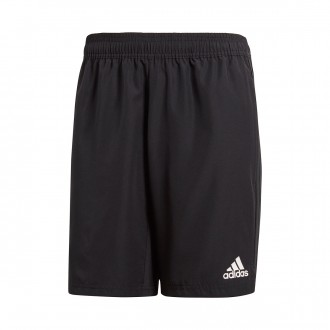 Bermuda Shorts  adidas Kids Condivo 18 Woven  Black-White