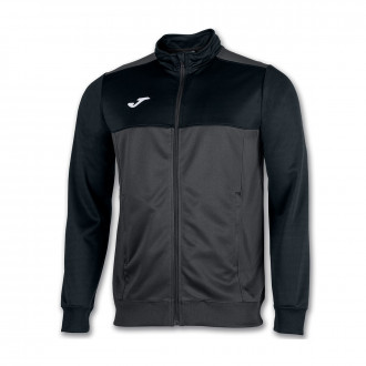 Jacket  Joma Winner Antracita-Black