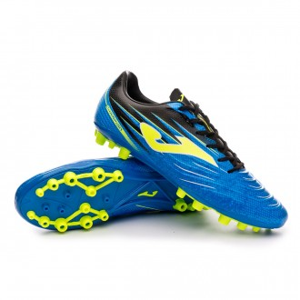 Scarpe   Joma Champion AG Blue-Yellow