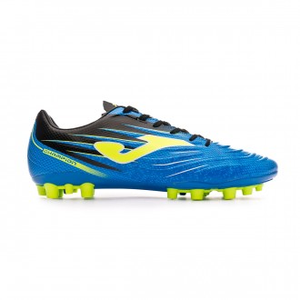 Football Boots  Joma Champion AG Blue-Yellow