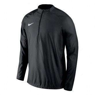 Sweatshirt  Nike Kids Academy 18 Drill  Black-White