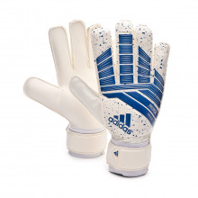 Guante Predator Training Football blue-White