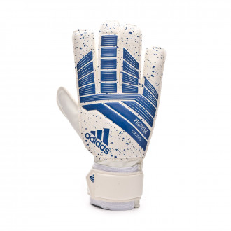Guante  adidas Predator Training Football blue-White