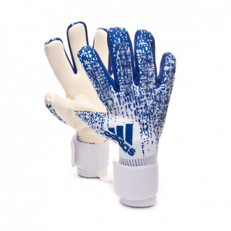 Glove  adidas Predator Pro PC Bold blue-White