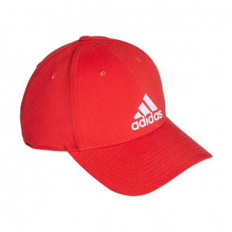 Cappello adidas Lightweight EMB Red