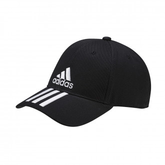 Cappello adidas 3S Cotton Black