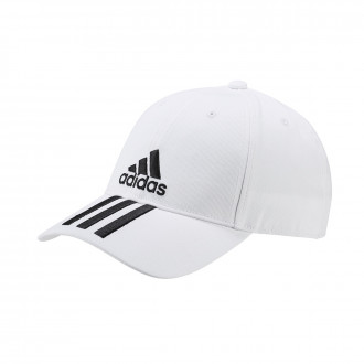 Casquette  adidas 3S Cotton White