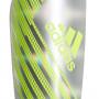 Espinillera X Pro Silver metallic-Solar yellow-White