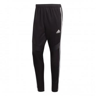 Pantalón largo  adidas Tiro 19 Training Black-White