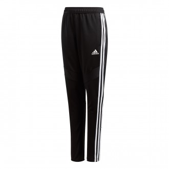 Tracksuit bottoms  adidas Tiro 19 Training Niño Black-White