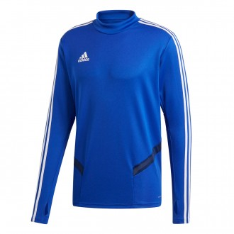 Sweatshirt  adidas Tiro 19 Training Bold blue-Dark blue-White