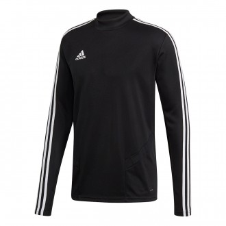 Sweatshirt  adidas Tiro 19 Training Black-White