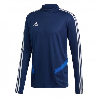 Sweatshirt  adidas Tiro 19 Training Dark blue-Bold blue-White