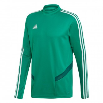 Sweatshirt  adidas Tiro 19 Training Bold green-White