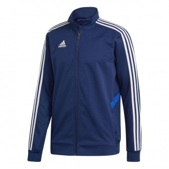 Casaco  adidas Tiro 19 Training Dark blue-Bold blue-White