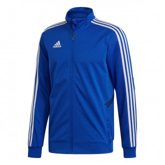 Casaco  adidas Tiro 19 Training Bold blue-Dark blue-White