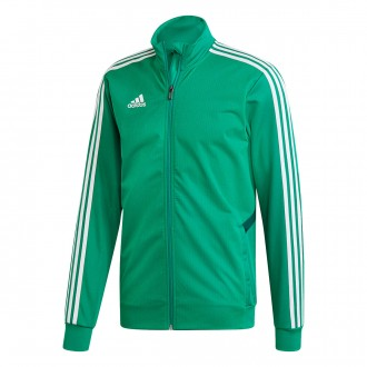 Casaco  adidas Tiro 19 Training Bold green-White