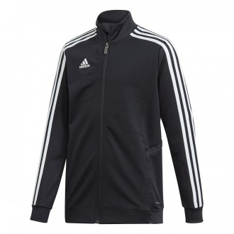 Jacket  adidas Kids Tiro 19 Training  Black-White