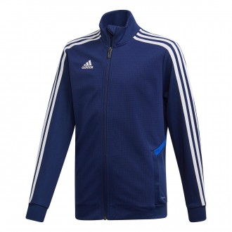 Jacket  adidas Kids Tiro 19 Training  Dark blue-Bold blue-White