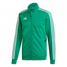 Jacket Kids Tiro 19 Training  Bold green-White