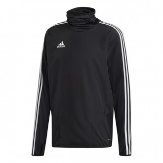 Felpa  adidas Tiro 19 Warm Black-White