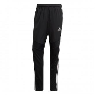 Pantalón largo  adidas Tiro 19 Warm Black-White
