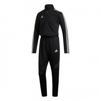Tuta intera  adidas Tiro 19 Training Black-White
