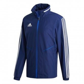 Impermeabile  adidas Tiro 19 Dark blue-White