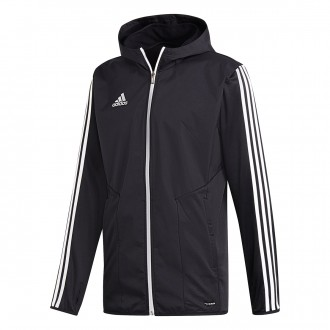 Chamarra adidas Tiro 19 Warm Black-White