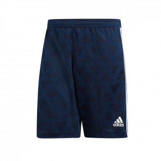 Shorts  adidas Tango Jacquard Collegiate navy