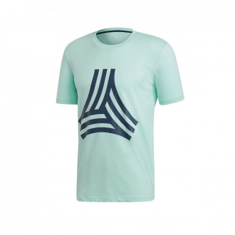 Camiseta  adidas Tango Graphic Cotton Clear mint
