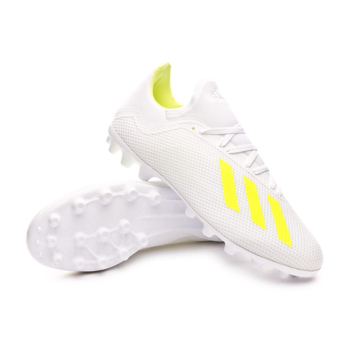 Bota X 18.3 AG White Solar yellow White