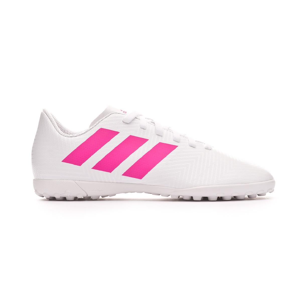 Chaussures Football Crampons Moulés Enfant Adidas Nemeziz messi jr 18.4 fg