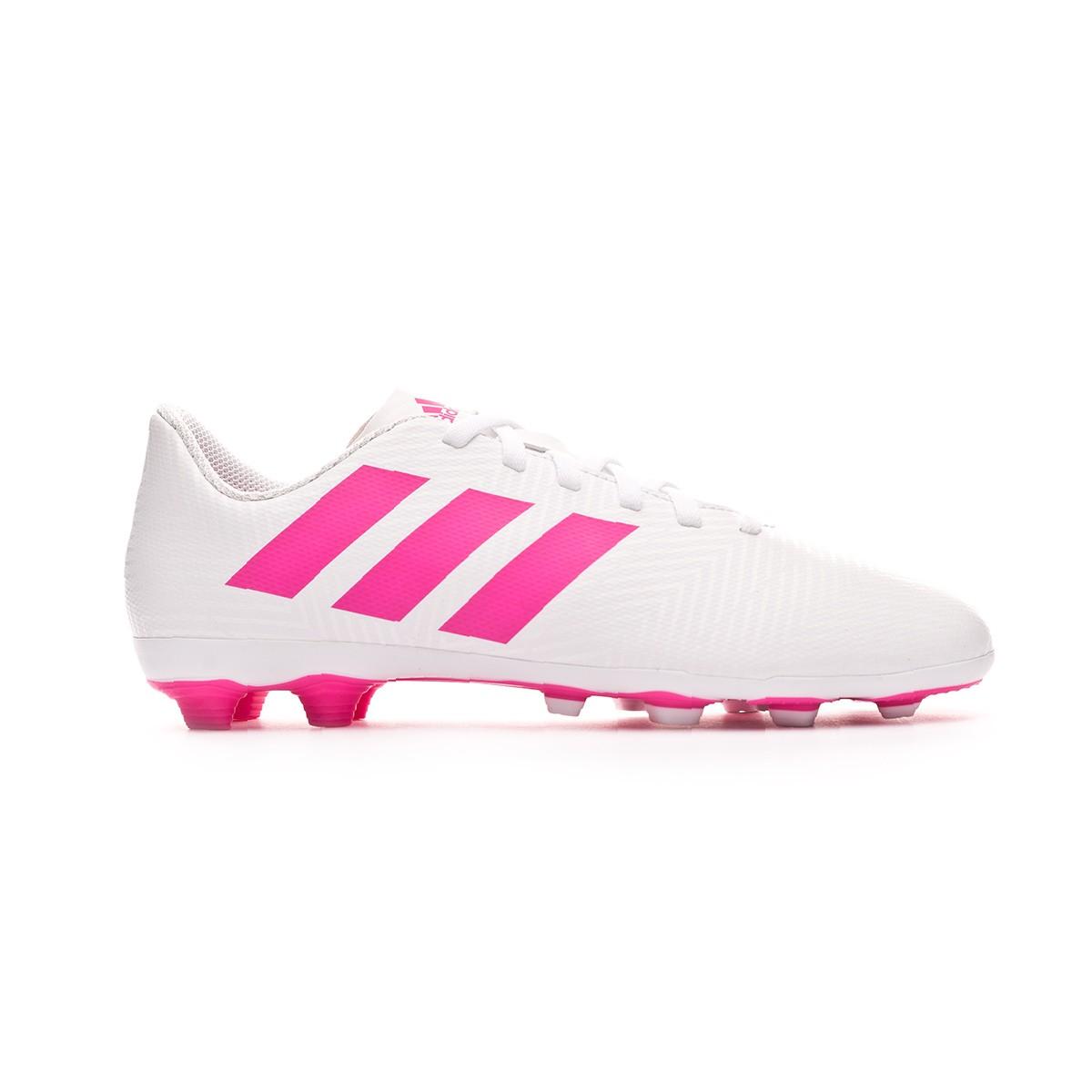Chaussure de foot adidas Nemeziz 18.4 FxG enfant
