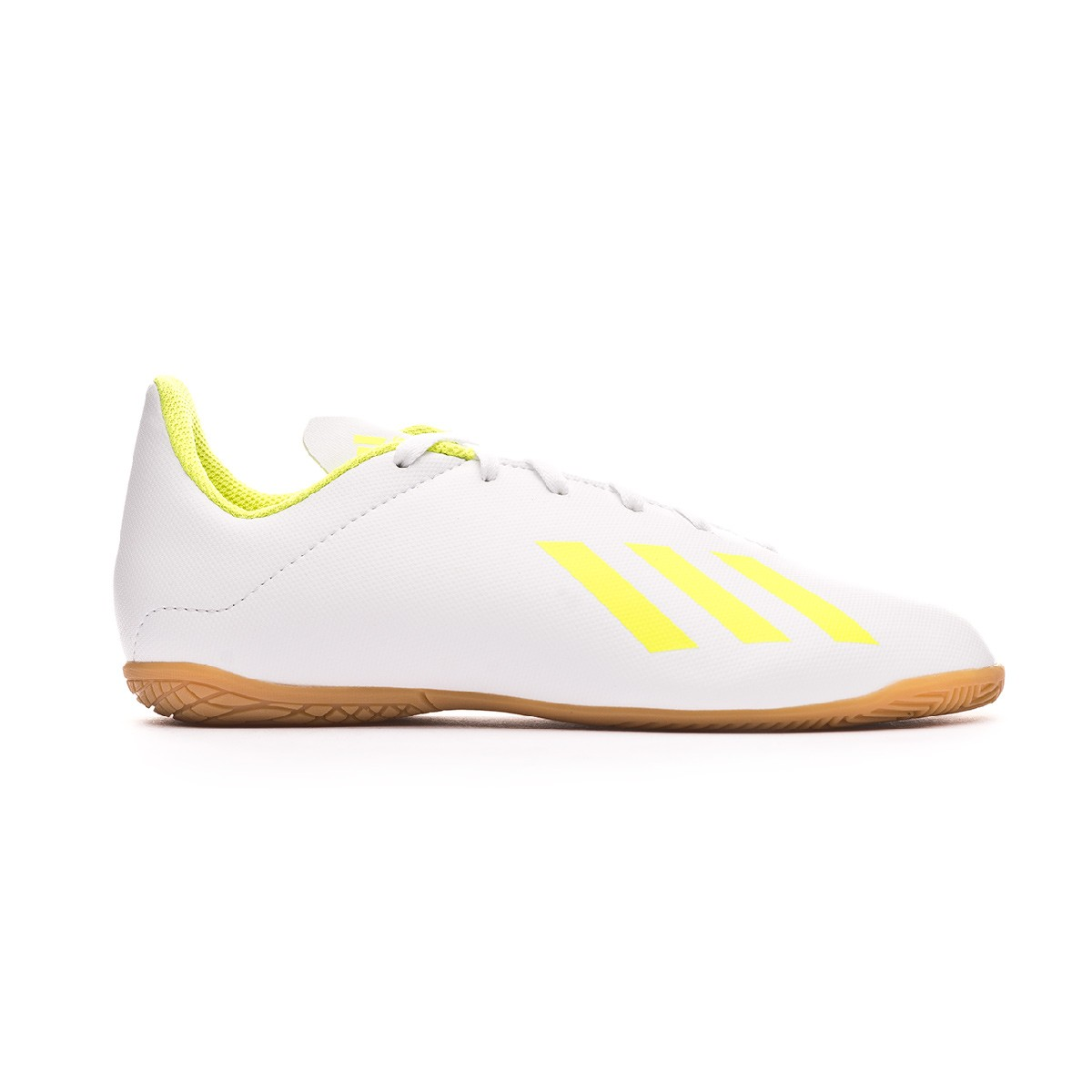 Sapatilha de Futsal adidas X 18.4 IN Crianças