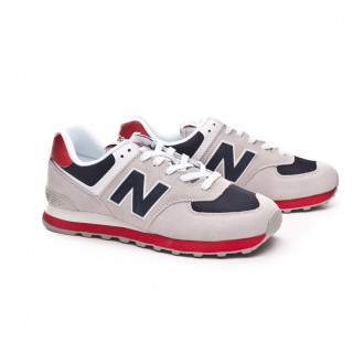 Sapatilha  New Balance 574 Rain cloud