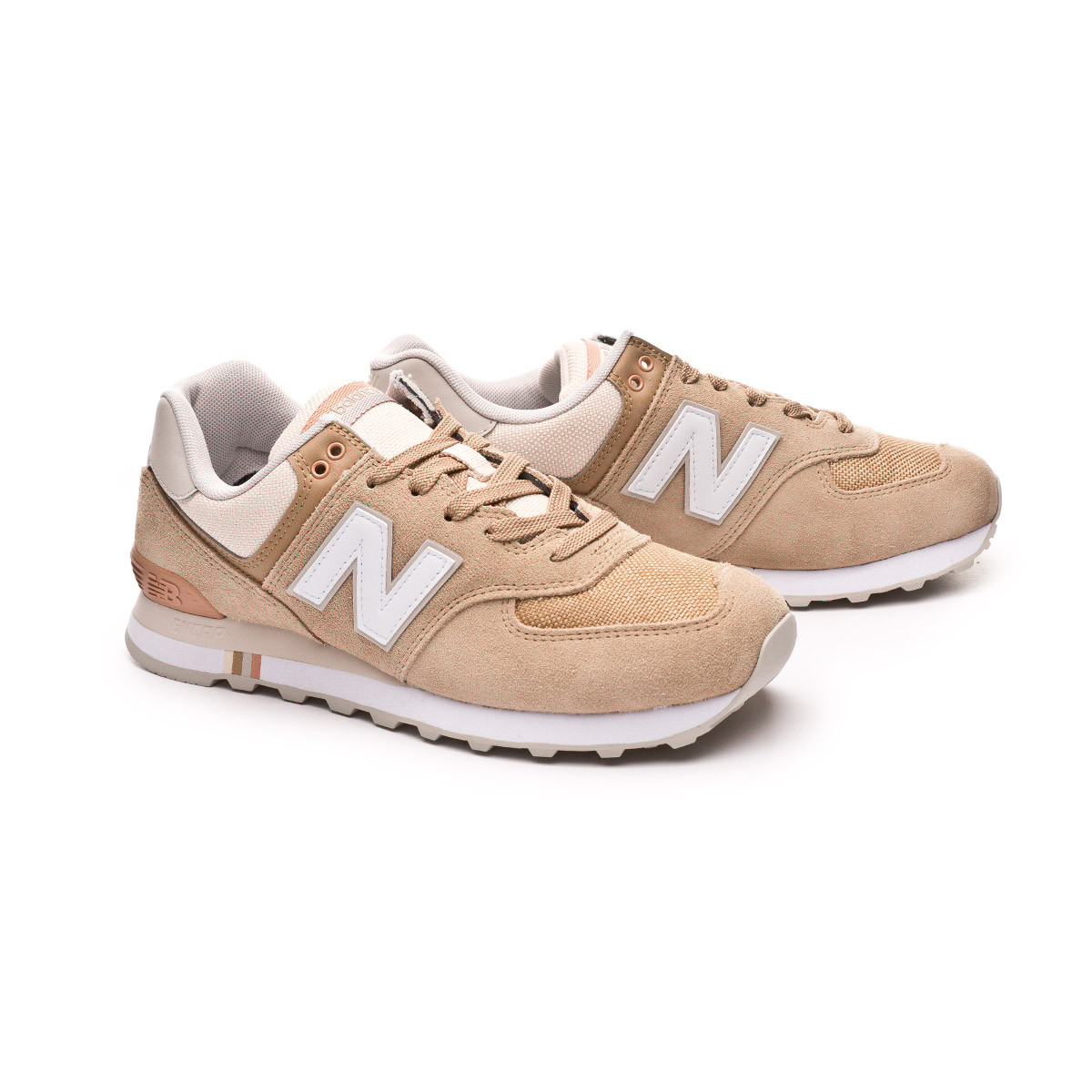 ce63b4981 Trainers New Balance 574 Hemp - Football store Fútbol Emotion