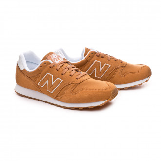 Baskets  New Balance 373 Brown sugar