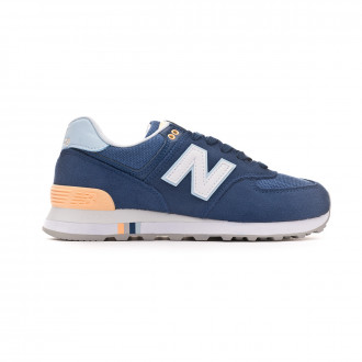 Tenis New Balance 574 Mujer Blue