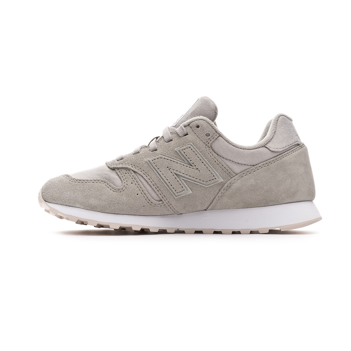 4da1f9e1b93 Trainers New Balance 373 Mujer Stone grey - Football store Fútbol Emotion