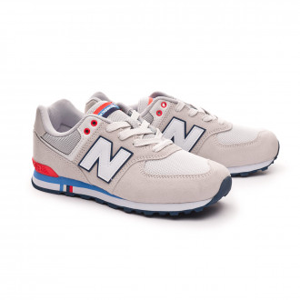 Baskets  New Balance 574 enfant Nimbus cloud