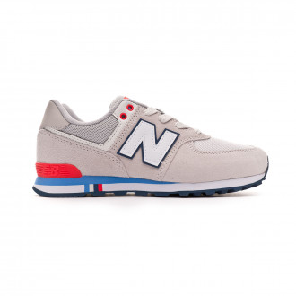 Zapatilla New Balance 574 Niño Nimbus cloud