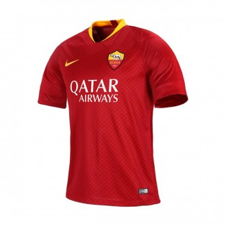 Camisola  Nike AS Roma Stadium Primera Equipación 2018-2019 Team red-University gold