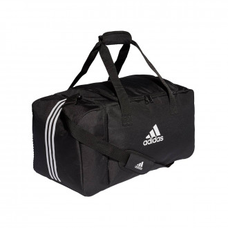 Bag  adidas Tiro Duffel M Black-White