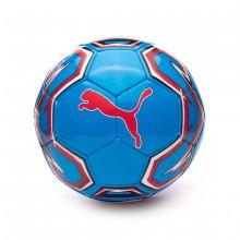 Ball Futsal 1 Trainer MS Bleu azur-Red blast-Black