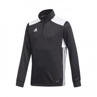 Sweatshirt  adidas Regista 18 Training Niño Black-White