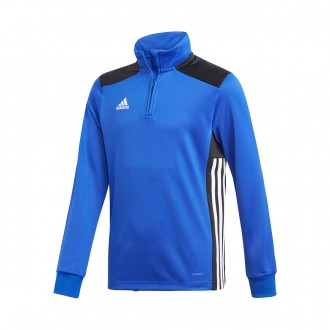 Sweatshirt  adidas Regista 18 Training Niño Bold blue-Black