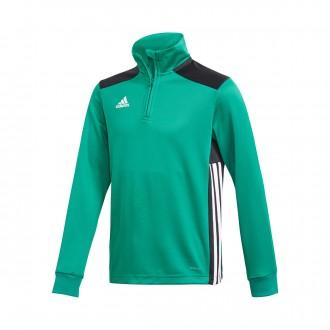Sweatshirt  adidas Regista 18 Training Niño Bold green-Black